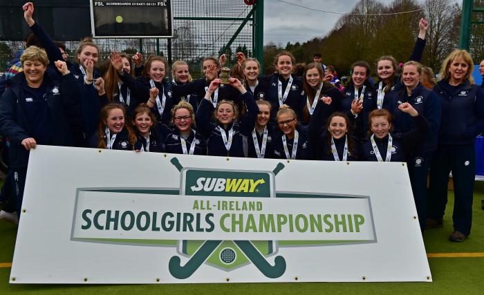 Methodist College Subway All Ireland Champions