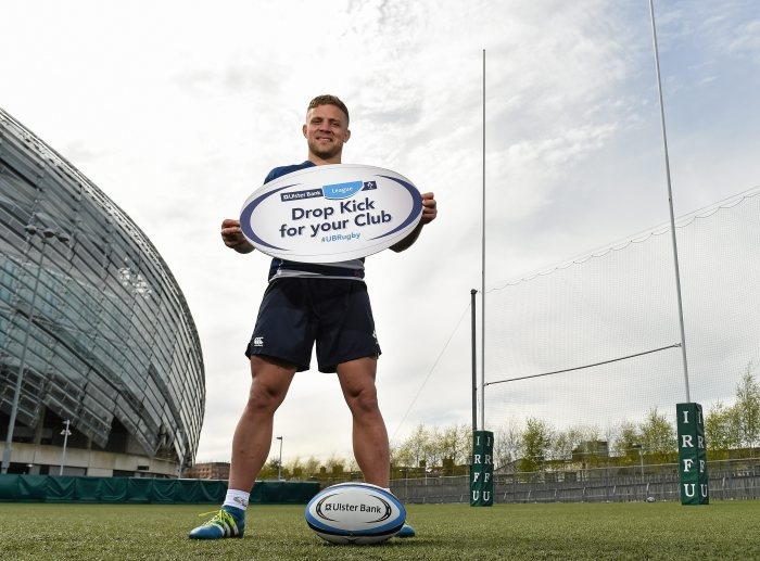 Ulster Bank Drop Kick for your Club Launch