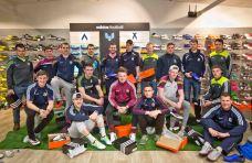 Elverys Galway Footbal and Hurling teams 8/4/2016 Galway footballers Mandatory Credit ©INPHO/Morgan Treacy